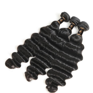 Indian Loose Curly Bundle Deals