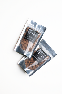 Peninsula Nut Co Bag - smoked almonds