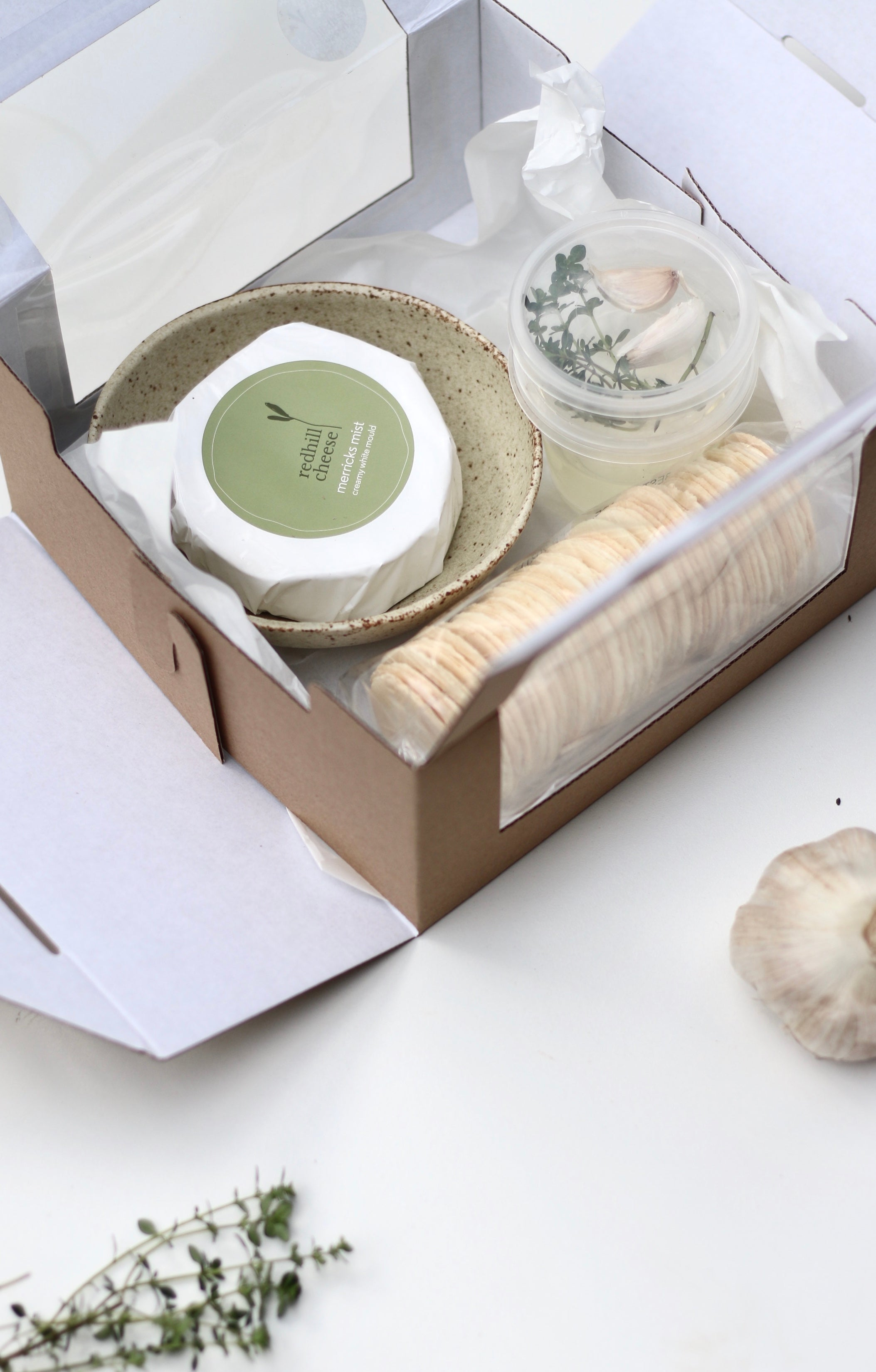 Baked Camembert Kit