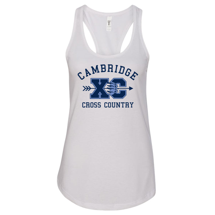 Cambridge XC - Racerback Tank