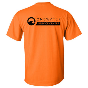 OneWater - Service Center Cotton/Polyester S/S Tee (48 MOQ)