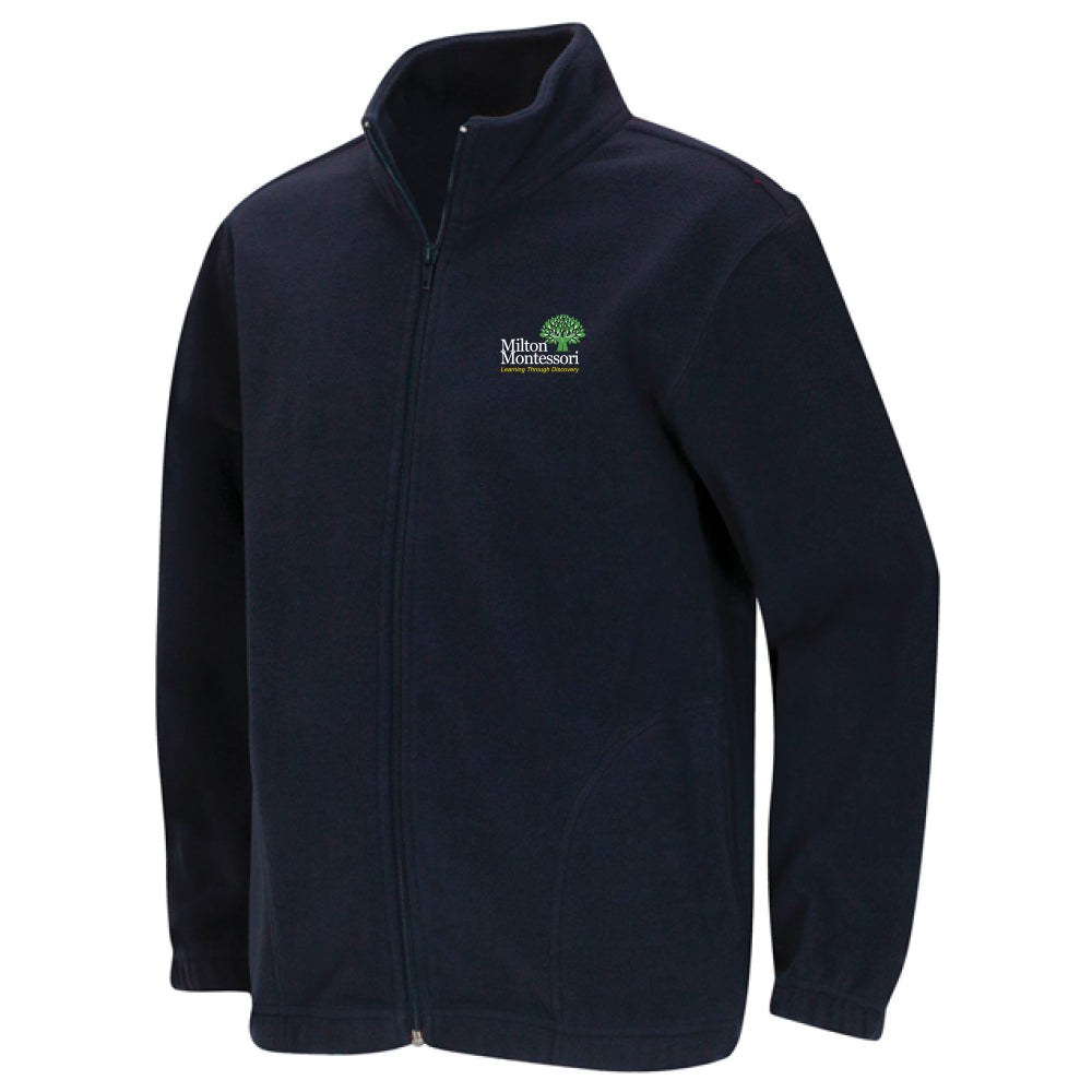 Milton Montessori Unisex Polar Fleece Jacket