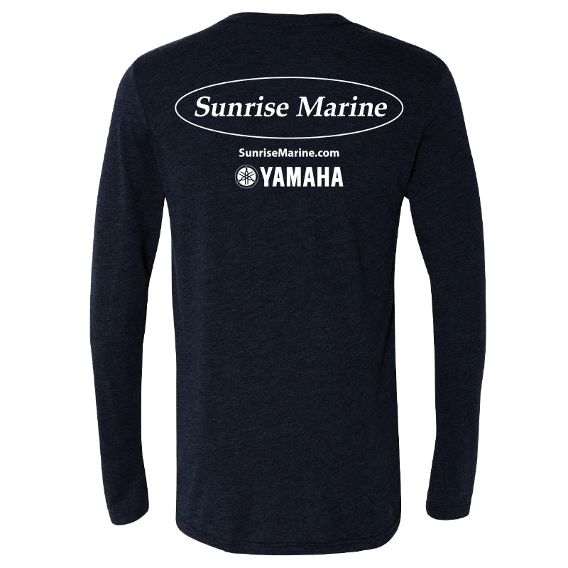 Sunrise - Service Triblend Long Sleeve - 24 qty