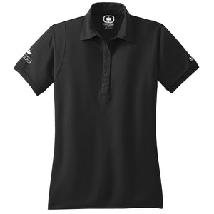 ABB - Sales Polo OGIO Black (Women's) - 8 qty