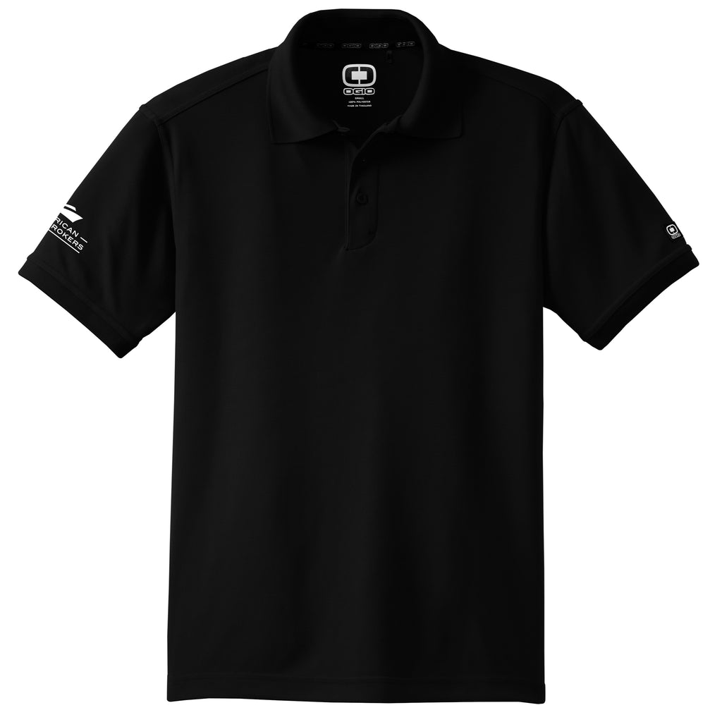 ABB - Sales Polo OGIO Black (Men's) - 8 qty