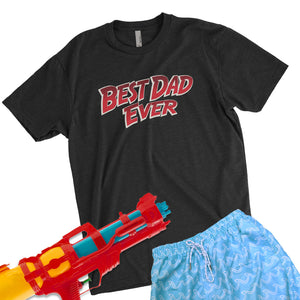 Open image in slideshow, Weez & Ding's | Best Dad Ever T-Shirt