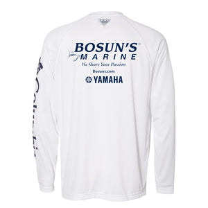 Bosun's - Retail Fishing Shirt Columbia - 24 qty