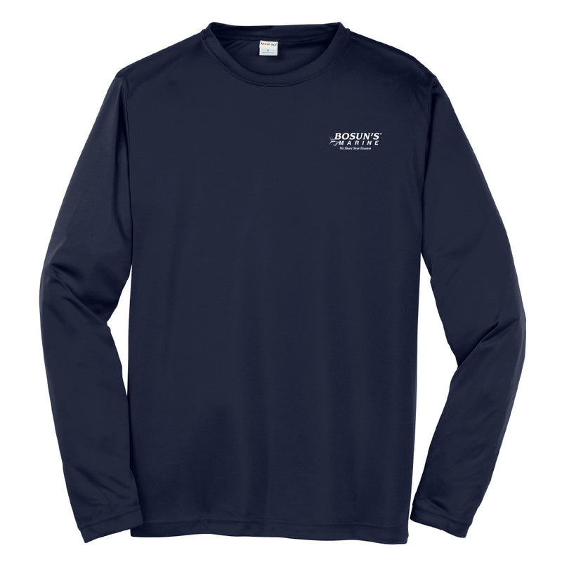 Bosun's - Service Dri-Fit Long Sleeve - 24 qty