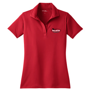 Bullritos - Ladies Polo (Red)