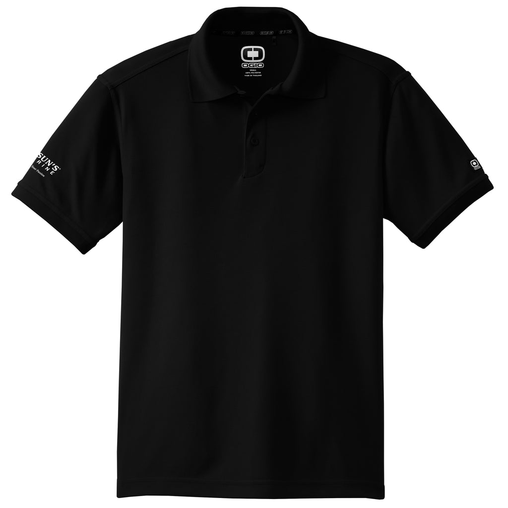 Bosun's - Sales Polo OGIO Black (Men's) - 8 qty
