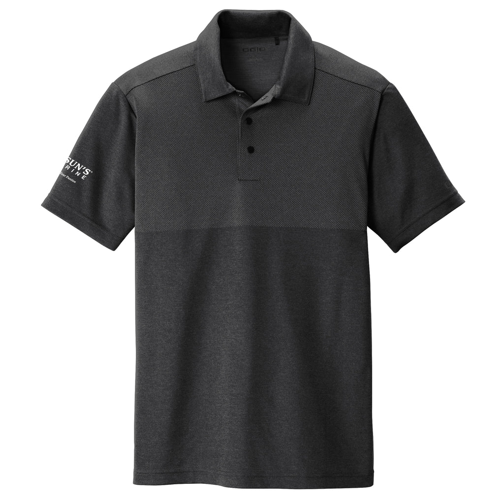 Bosun's - Sales Polo OGIO Grey (Men's) - 8 qty