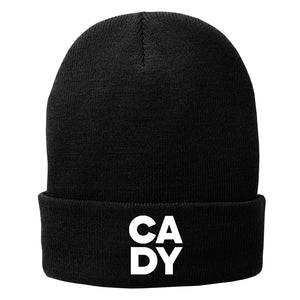 Open image in slideshow, Cady Studios - Beanie (2 Color Options)