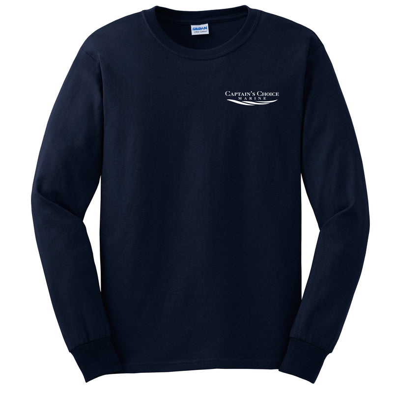 CCM - Service Cotton Long Sleeve - 24 qty
