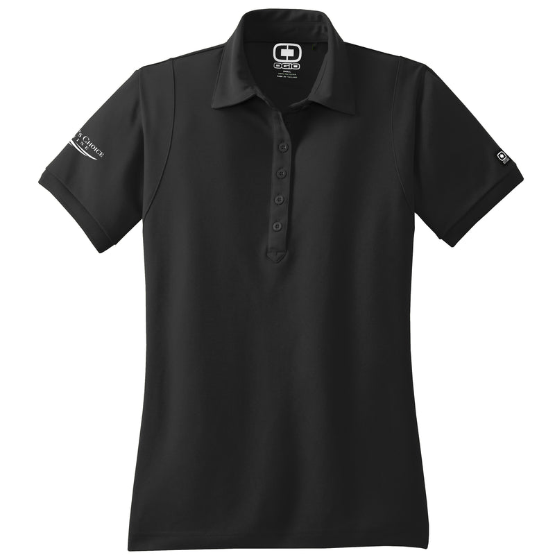 CCM - Sales Polo OGIO Black (Women's) - 8 qty