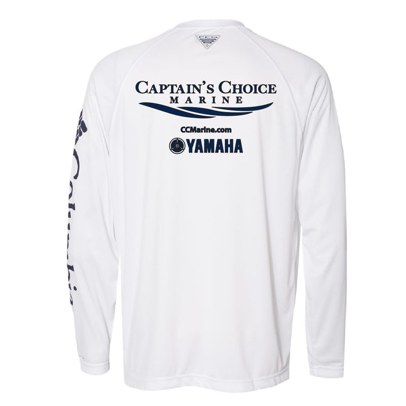 CCM - Retail Fishing Shirt Columbia - 24 qty