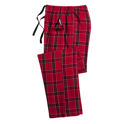 AHS Raiders Swim & Dive - Flannel Plaid Pant