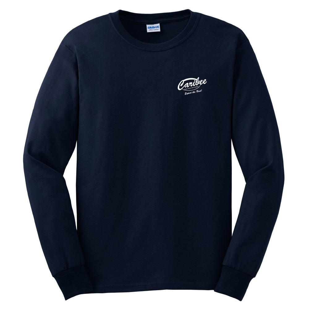 Caribee - Service Cotton Long Sleeve - 24 qty
