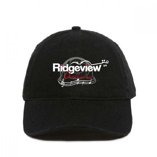 Ridgeview Orchestra - Dad Hat (2 Colors)