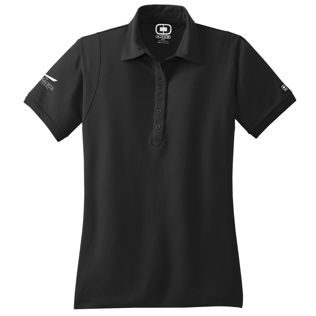 GYI - Sales Polo OGIO Black (Women's) - 8 qty