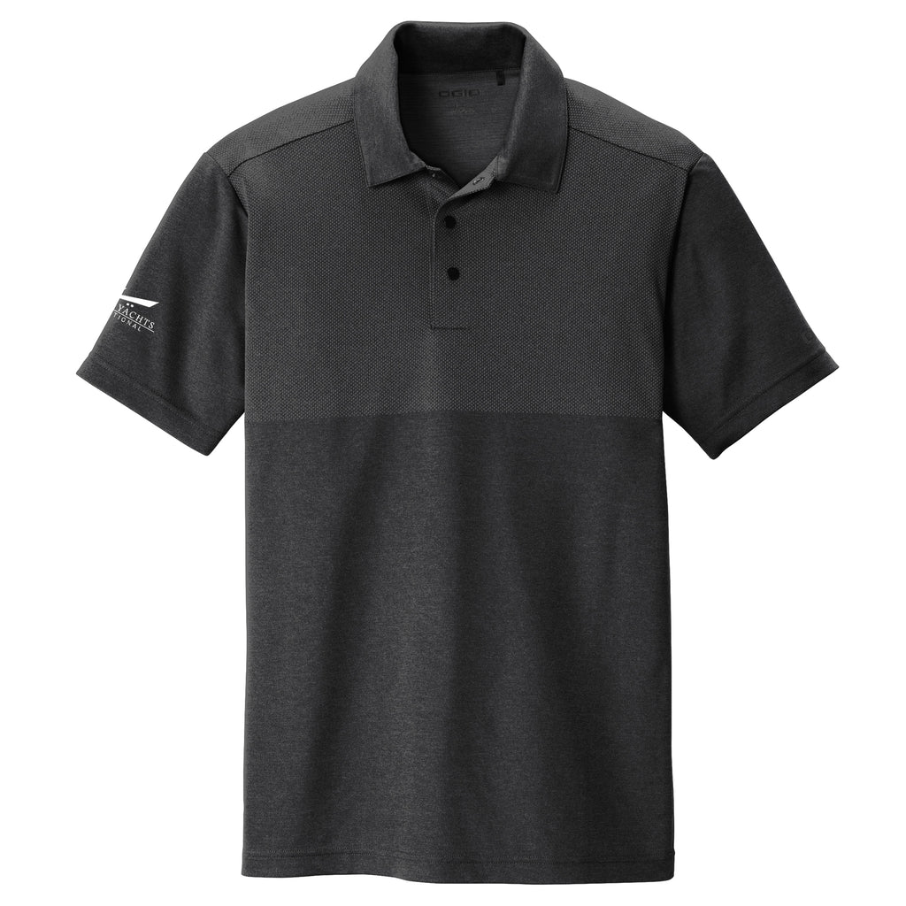 GYI - Sales Polo OGIO Blacktop Heather (Men's) - 8 qty