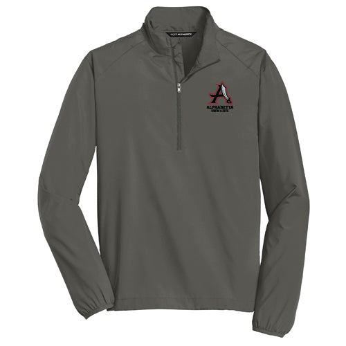 AHS Raiders Swim & Dive - Pullover Windbreaker