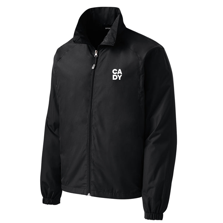 Cady Studios - Full-Zip Wind Jacket