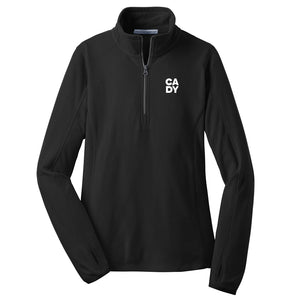 Cady Studios - Women's Fleece 1/4 Zip