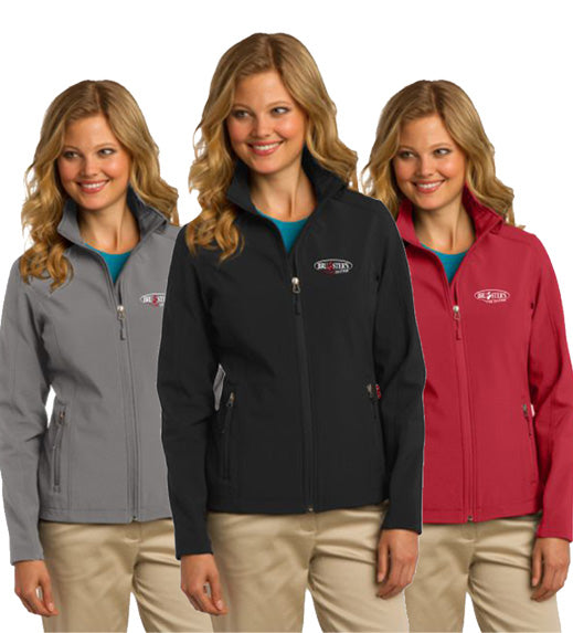 Bruster's Soft Shell Jacket : Ladies