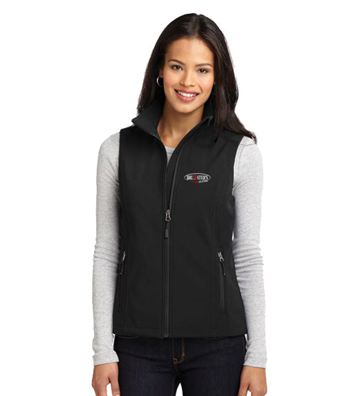 Bruster's Soft Shell Vest : Ladies
