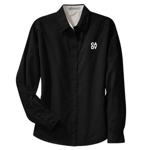 Cady Studios - Women's Dress Shirt (2 Color Options)