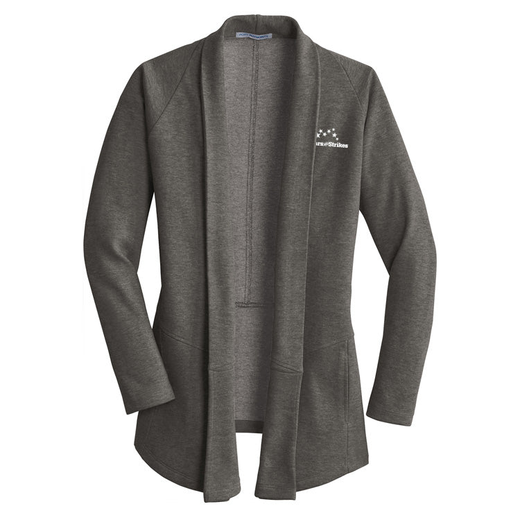 Interlock Cardigan (4 Color Options)