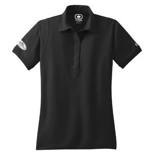 Open image in slideshow, Roscioli - Sales Polo OGIO Black (Women's) - 8 qty