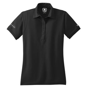 Sunrise - Sales Polo OGIO (Women's) - Black - 8 qty