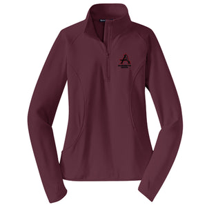 AHS Raiders Mens Soccer - Ladies 1/4 Zip Pullover