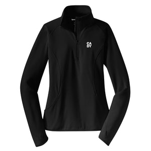 Open image in slideshow, Cady Studios - Women's Sport-Tek 1/4 Zip