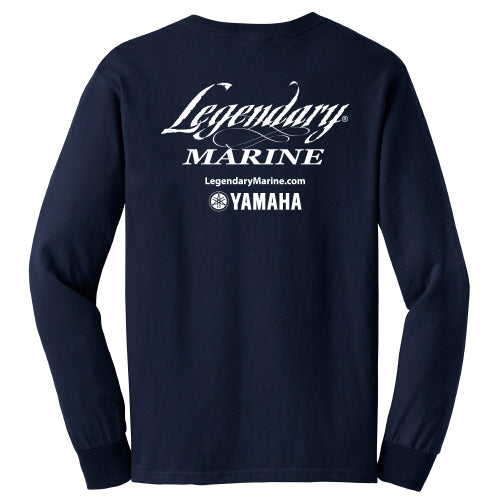 Legendary - Service Cotton Long Sleeve - 24 qty