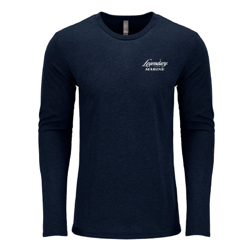 Legendary - Service Triblend Long Sleeve - 24 qty