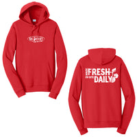 Bruster's Made Fresh Pullover Hoodie (3 Color Options)