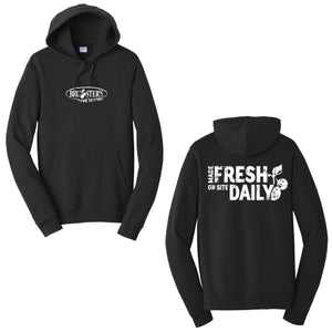 Open image in slideshow, Bruster's Made Fresh Pullover Hoodie (3 Color Options)