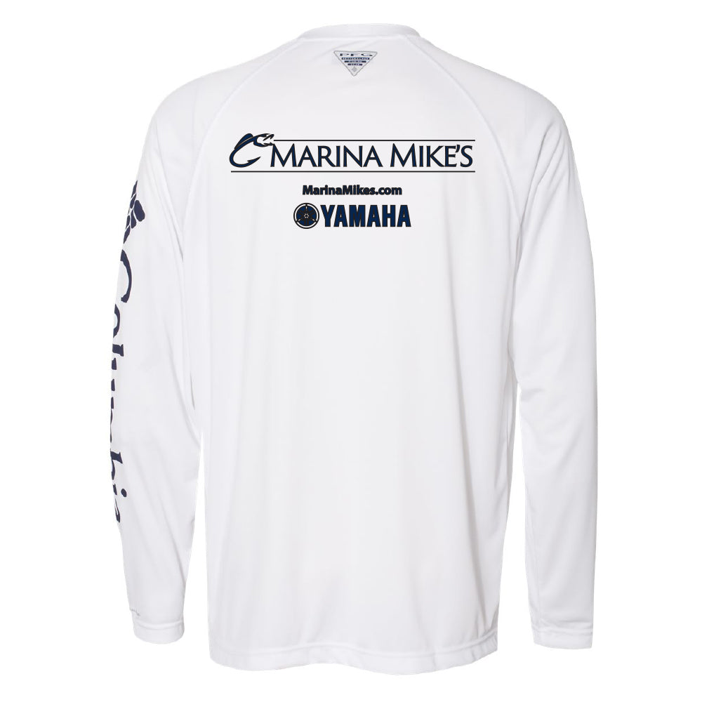 Marina Mike's - Retail Fishing Shirt Columbia - 24 qty