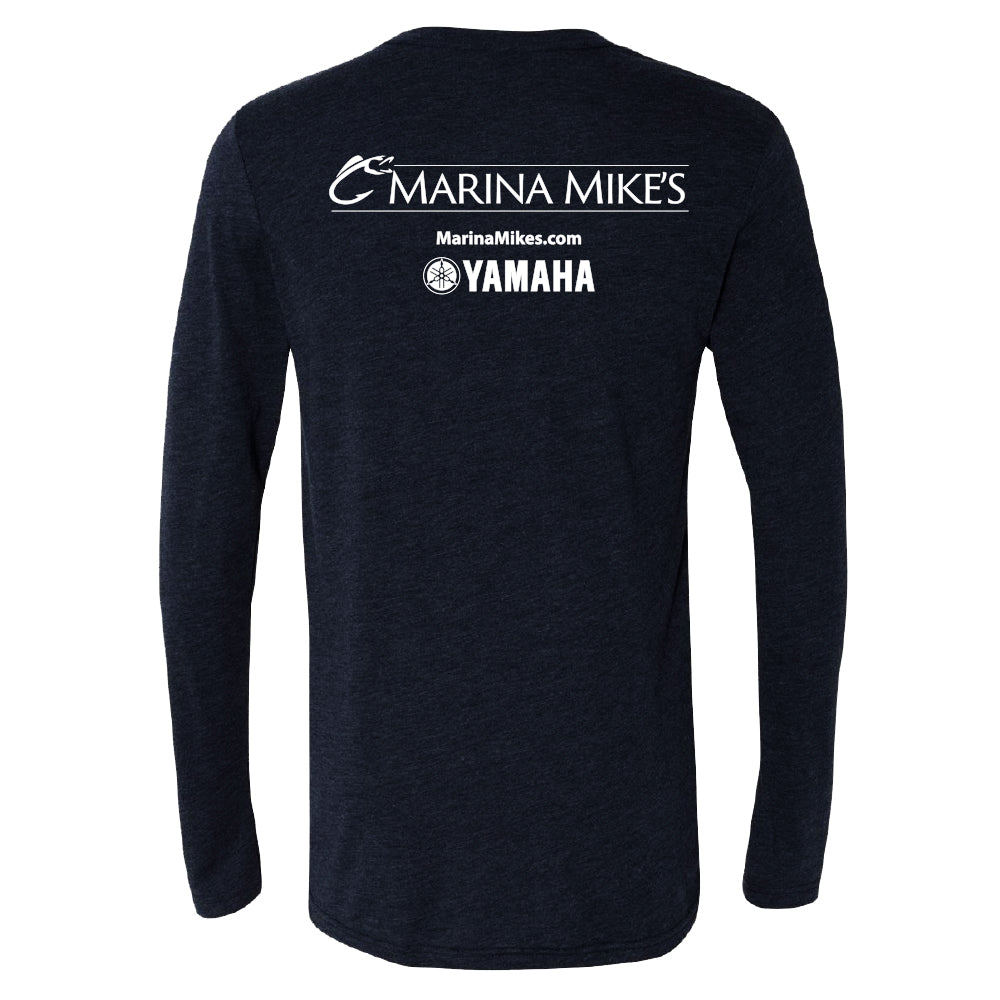 Marina Mike's - Service Triblend Long Sleeve - 24 qty