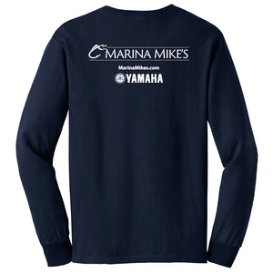 Marina Mike's - Service Cotton Long Sleeve - 24 qty