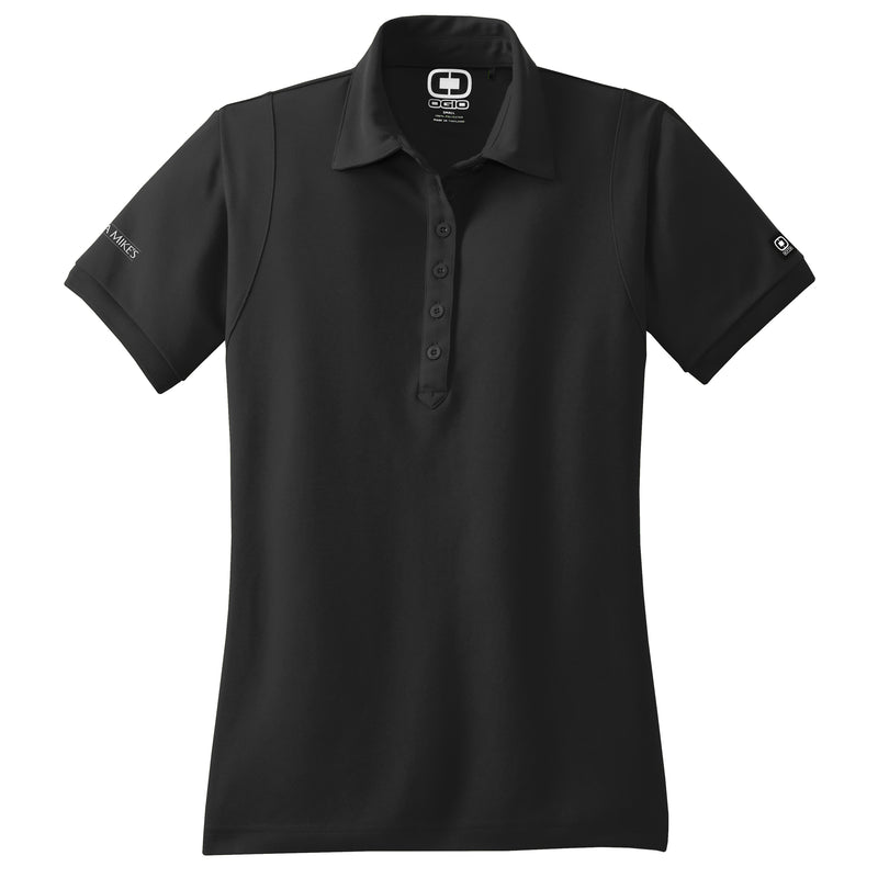 Marina Mike's - Sales Polo OGIO Black (Women's) - 8 qty