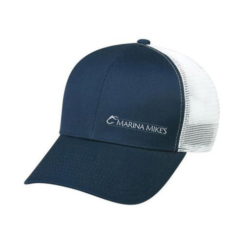 Marina Mike's - Retail Snapback Hat - 72 qty