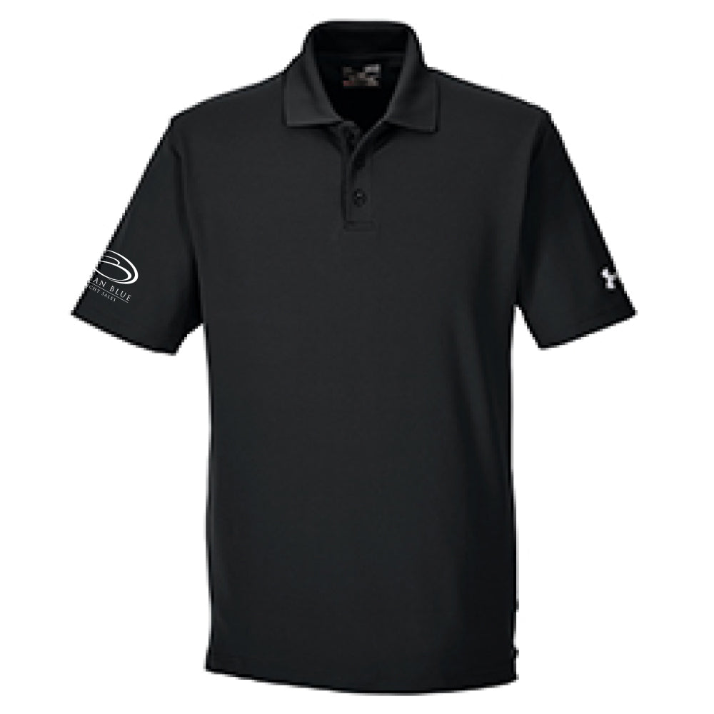 Ocean Blue Yacht - Sales Under Armour Corp Polo - 8 qty
