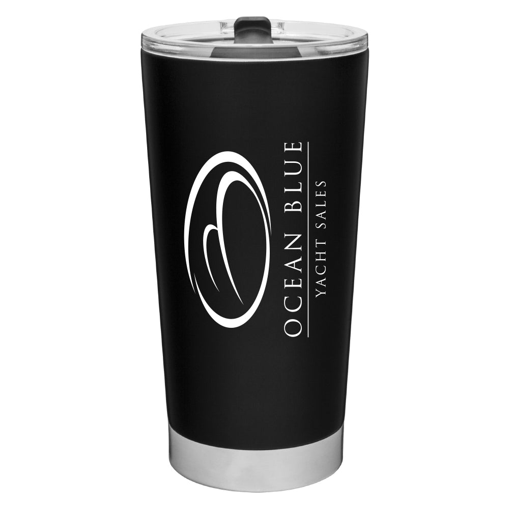 Ocean Blue Yacht - Retail Thermal Tumbler - 72 qty