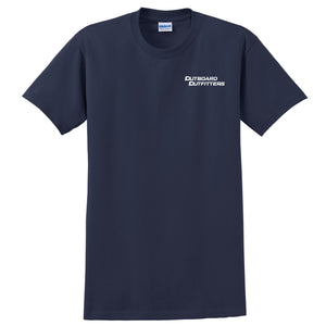 Open image in slideshow, Outboard - Service Cotton Short Sleeve
