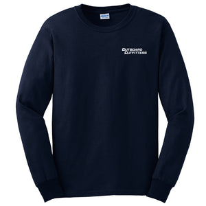 Open image in slideshow, Outboard - Service Cotton Long Sleeve - 24 qty