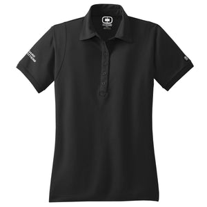 Open image in slideshow, Outboard - Sales Polo OGIO Black (Women's)