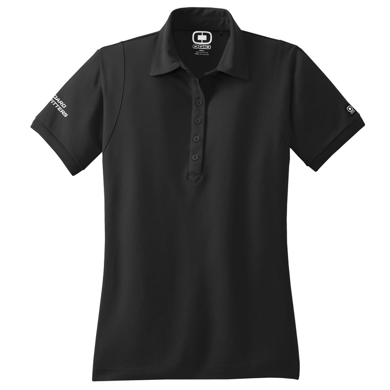 Outboard - Sales Polo OGIO Black (Women's) - 8 qty
